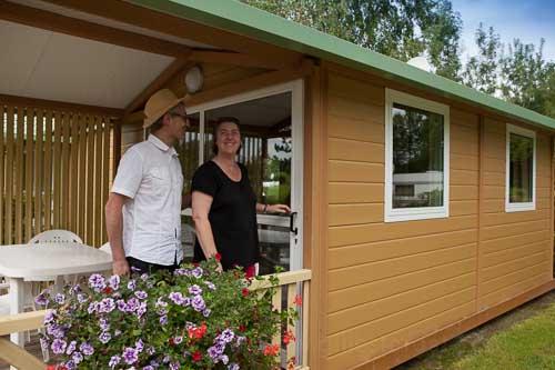 france, region haute normandie, eure, lyons la foret, camping saint paul, caravane, mobil home,