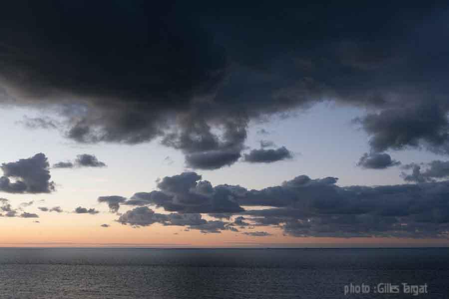france,region normandie, calvados, trouville sur mer, hors saison,