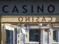 france, region normandie, calvados, pays d'auge, cote flleurie, deauville, place du casino, commerce de luxe,