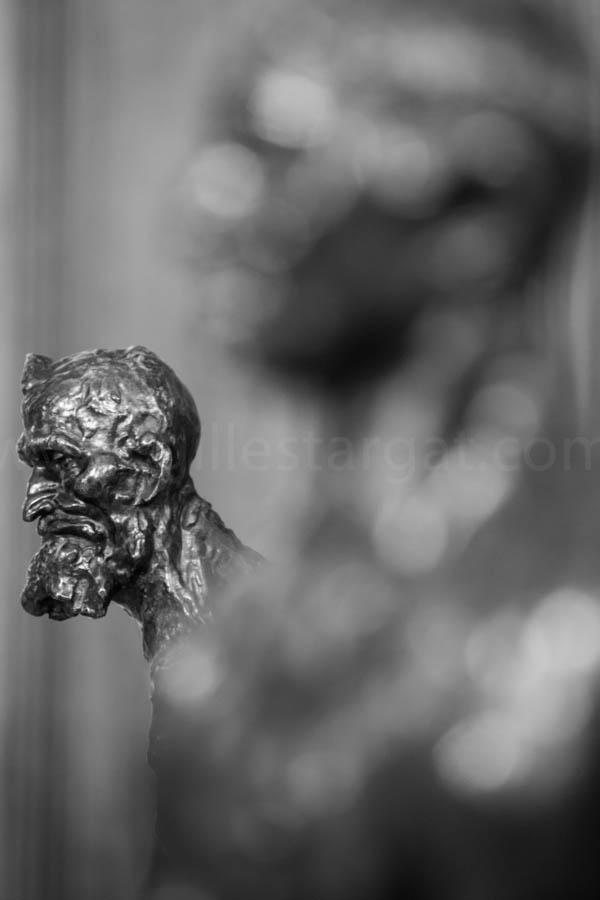 france, ile de france, paris 7e arrondissement, 79 rue de varenne, hotel biron (ou peyrenc de moras) musée rodin, projet ma nuit au musée, oeuvres, sculpture, auguste rodin,