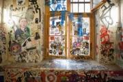allemagne, germany, berlin, scheunenviertel, quartier des granges,squatt d'artistes, alternatifs, street art,