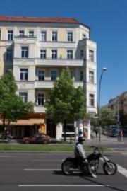 allemagne (germany), berlin, friedrichshain, immeubles, ancien berlin est,