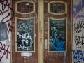 allemagne (germany), berlin, penzauer berg, signes de ville, murs peints,