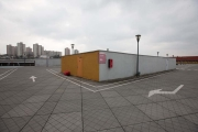 france, region ile de france, rosny sous bois, centre commercial Domus, parking, accessite, stationnement,