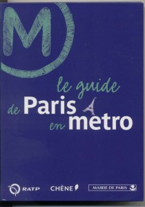 guide paris en metro